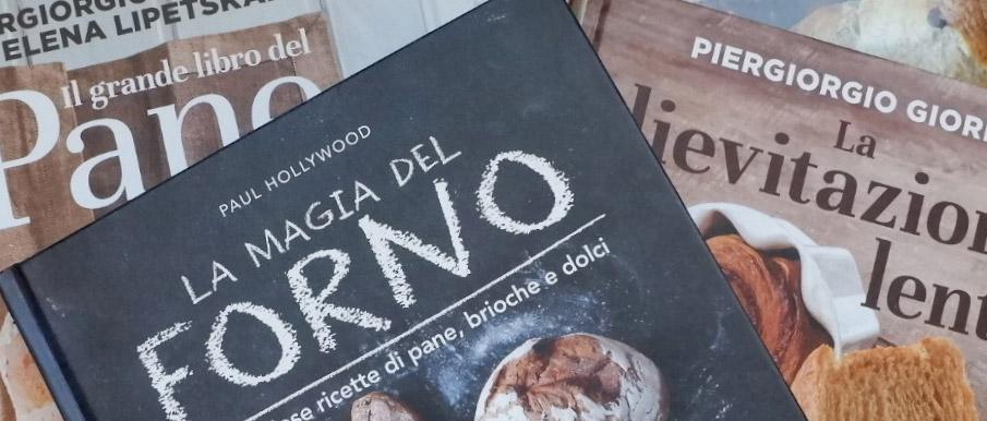 Libri sul pane per tutti gli amanti degli impasti