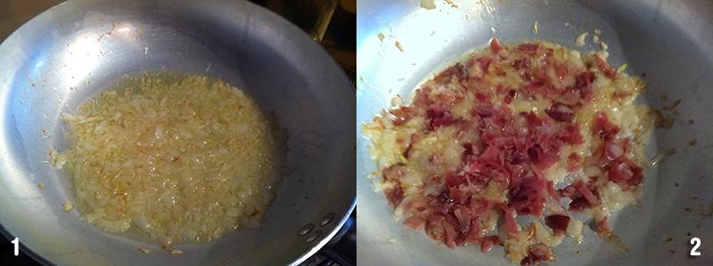 Fusilloni al pomodoro e prosciutto crudo, la ricetta