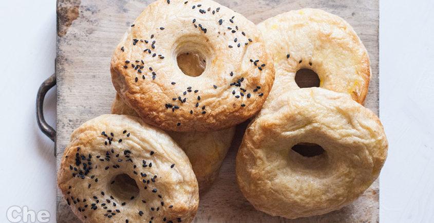 Ricetta bagel fatti in casa