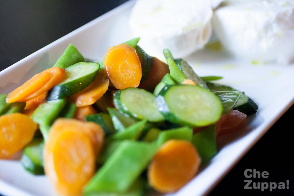 come cuocere le verdure sottovuoto