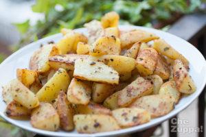 patate al forno croccanti e speciali come al ristorante