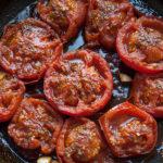 ricetta dei Pomodori imporchettati