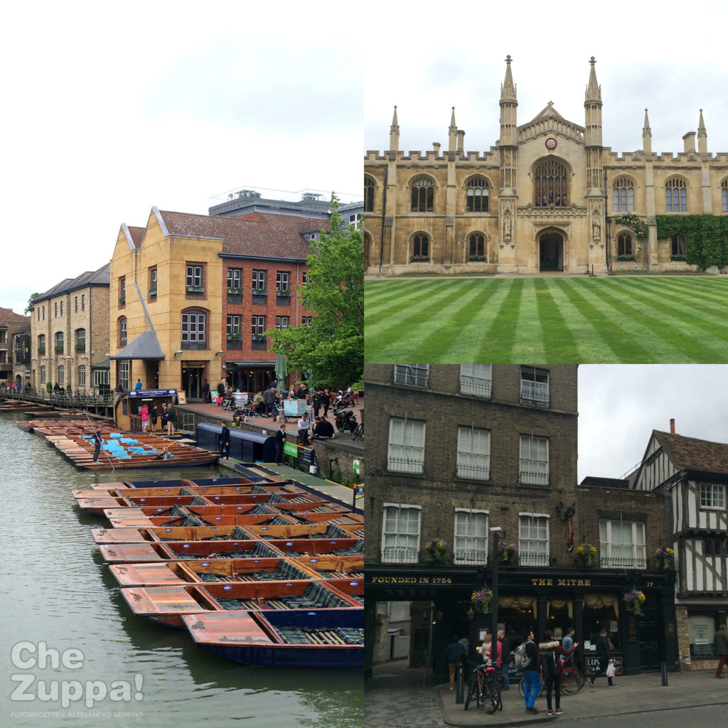 A un passo dal Suffolk, Cambridge
