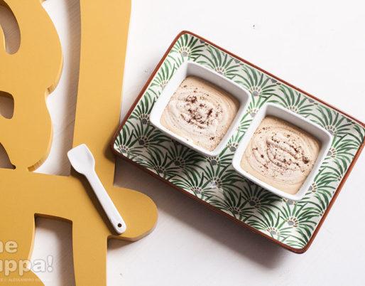Ricetta gelato al caffè, coppa del nonno, senza gelatiera