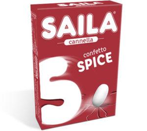 Saila cannella confetto Spice