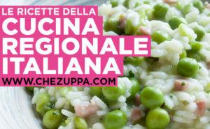 Speciale Le ricette della cucina regionale italiana