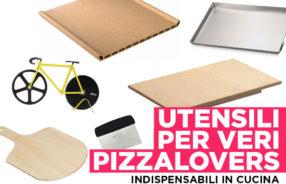 Indispensabili in cucina: Gli utensili per fare la pizza a casa