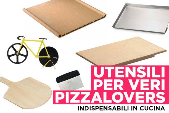 Gli utensili per fare la pizza a casa. Se sei Pizzalovers questi li ...
