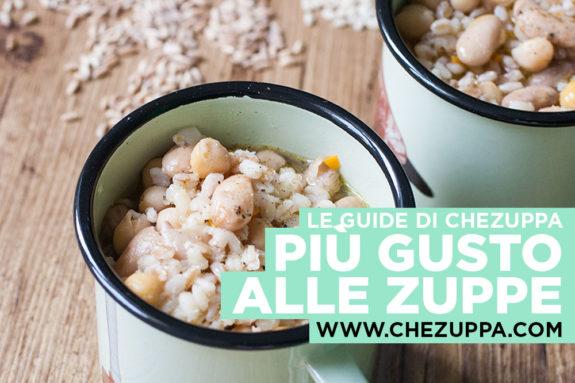 Preparare le zuppe, consigli per un gusto in più