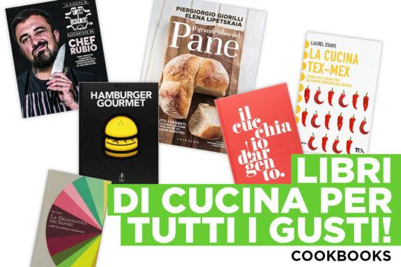 6 libri di cucina per natale da regalare ad amici e for Libri di cucina per principianti