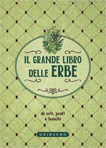Il grande libro delle erbe di orti, prati e boschi