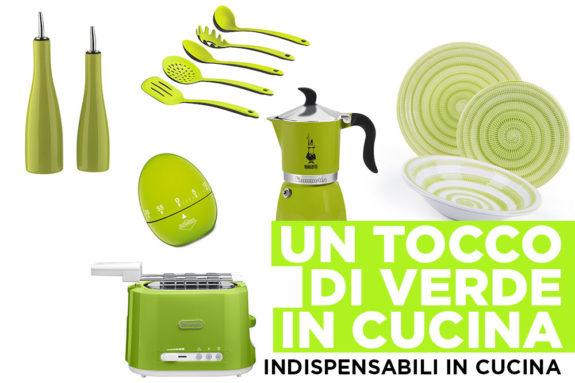 Pantone 2017 Greenery: gli oggetti per una cucina verde! | Chezuppa ...