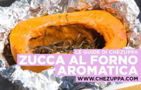 Cuocere la zucca in forno come Antonino Cannavacciuolo