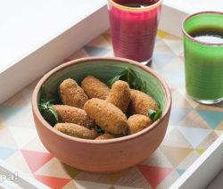Croquetas spagnole con gorgonzola. Le ricette da divano