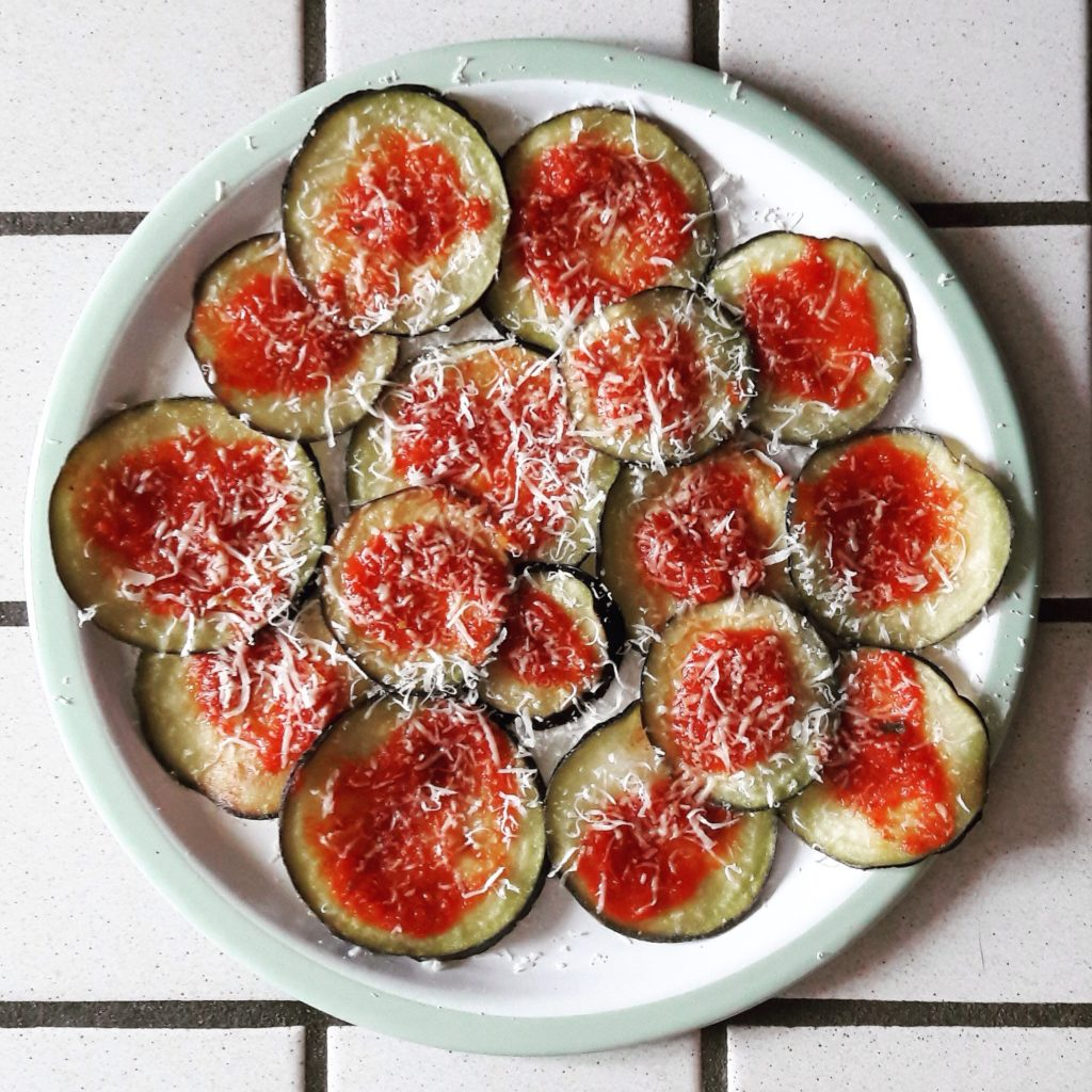 Antipasto di melanzane della zia Piera
