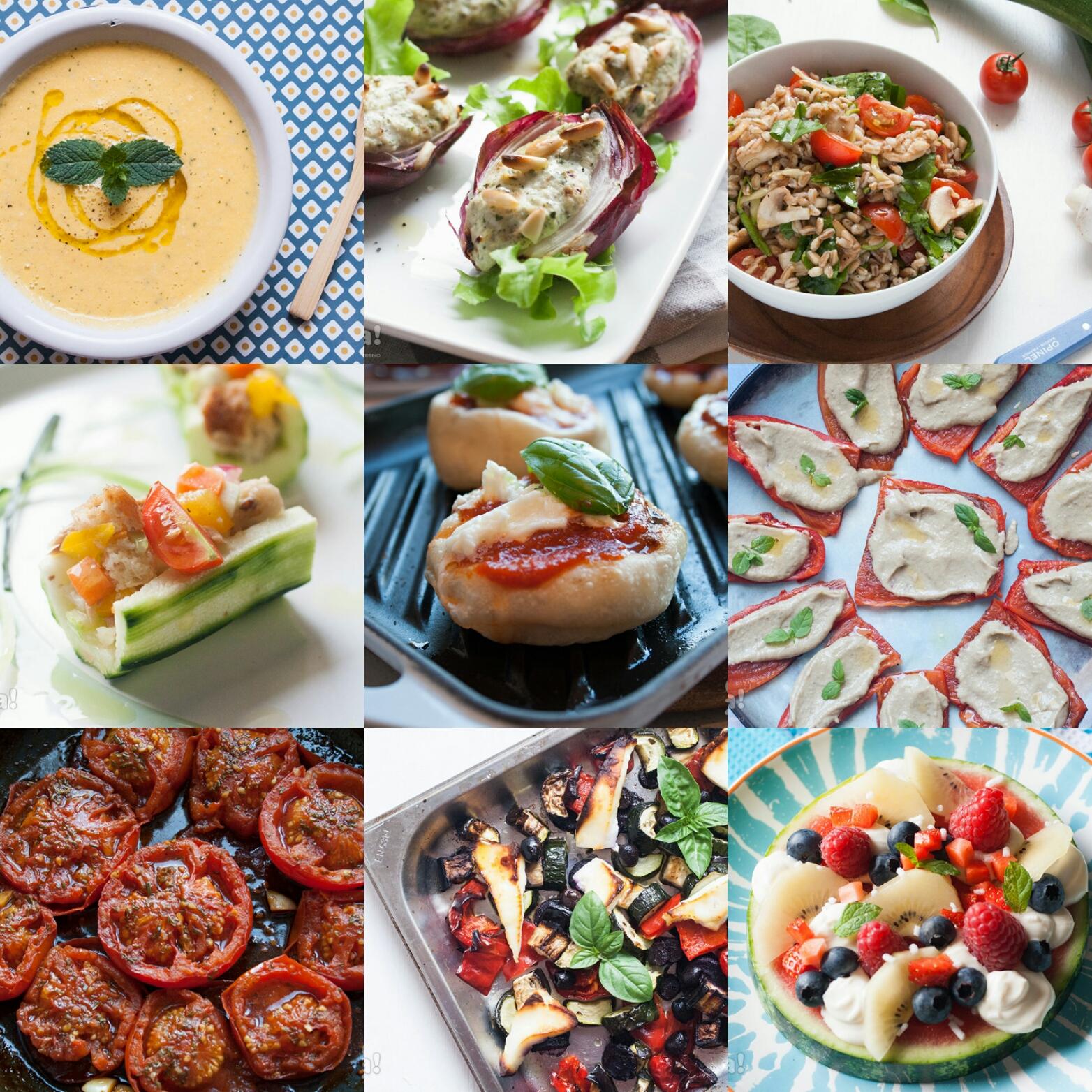 10 idee di ricette per l 39 estate cucinare d 39 estate con