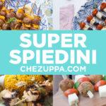 Super spiedini – 4 ricette per spiedini da leccarsi i baffi