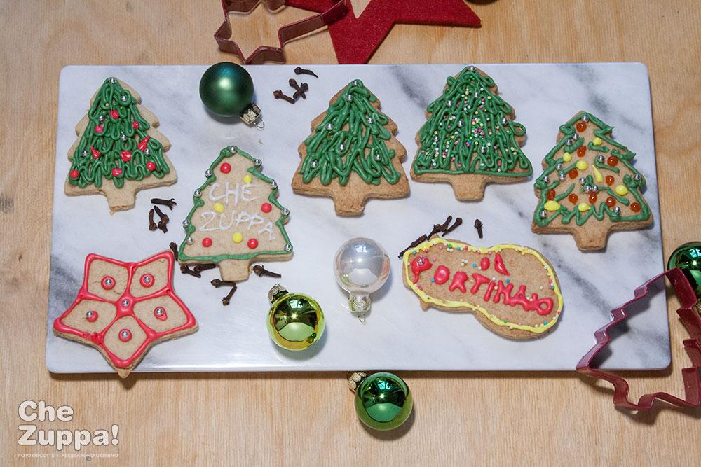 Biscotti Allo Zenzero Di Natale.Biscotti Allo Zenzero E Limone Lavoretti E Regali Di Natale