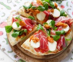 pizza espressa cotta in padella
