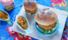 fish burger di merluzzo con chutney di mango happymama