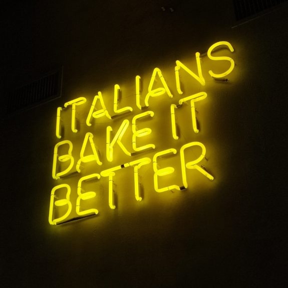Gialle & Co. Italians bake it better