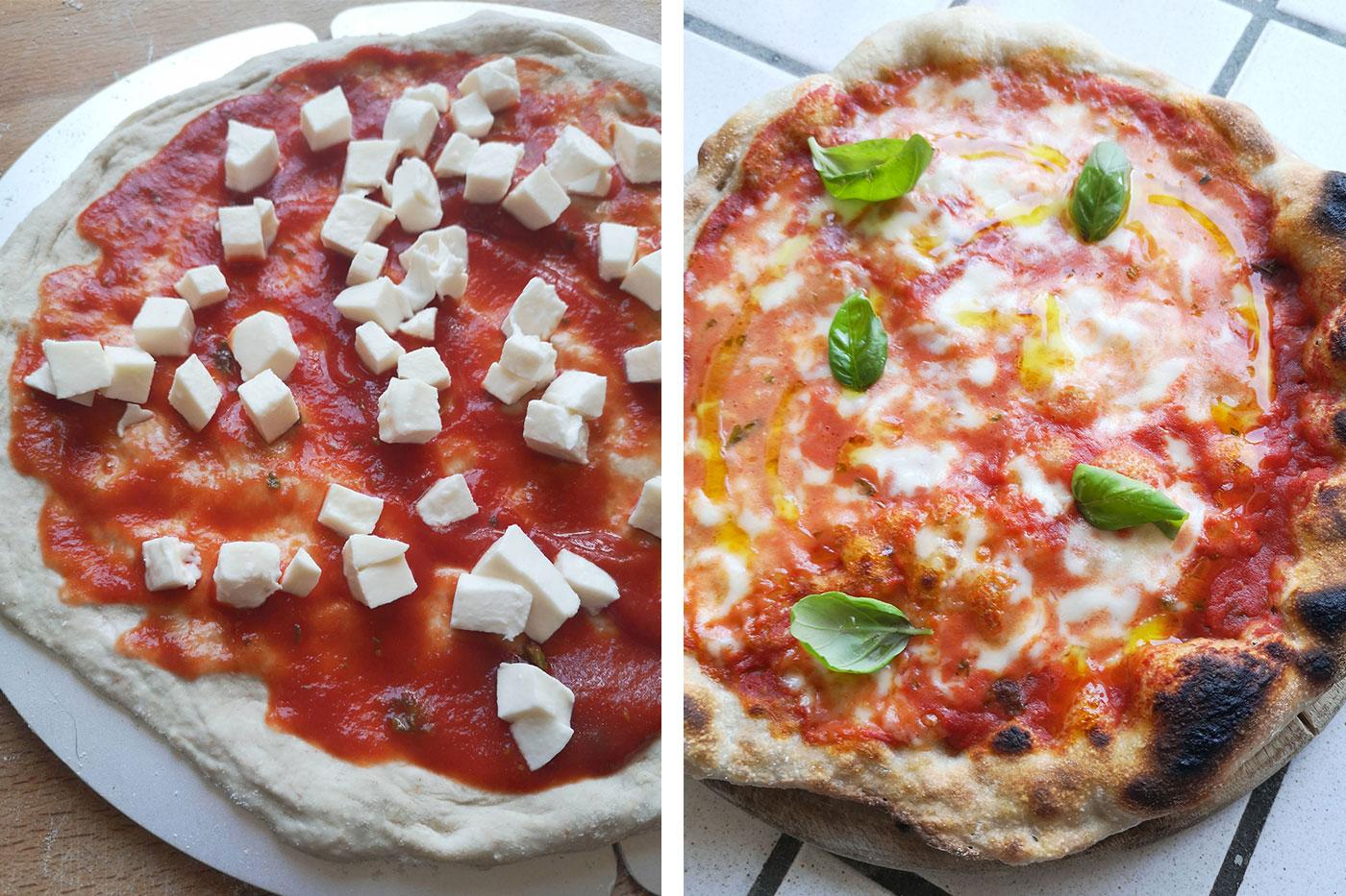 pizza forno ferrari