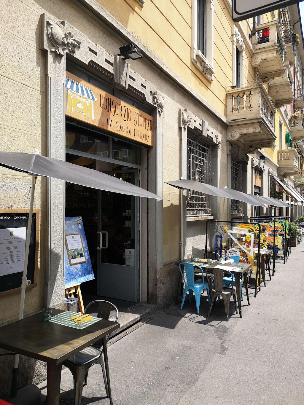 Consorzio Stoppani Milano