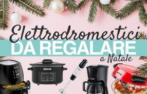 10 elettrodomestici da regalare a Natale 2020