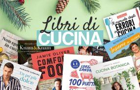 10 libri di cucina da regalare a Natale 2020