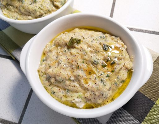 ricetta polenta concia al gorgonzola