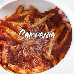 cucina regionale italiana - ricette campania