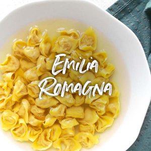 cucina regionale italiana - ricette emilia romagna