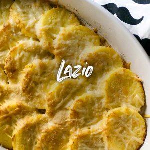 cucina regionale italiana - ricette lazio