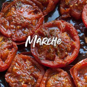 cucina regionale italiana - ricette marche