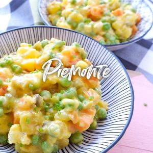 Le ricette regionali italiane - ricette piemonte