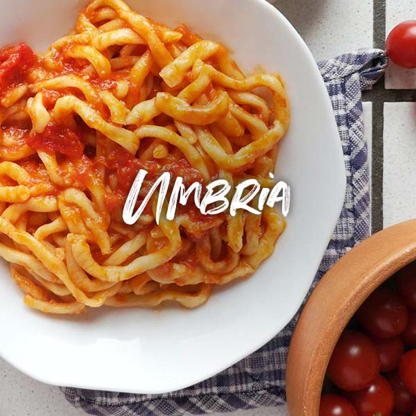 Le ricette regionali italiane - ricette umbria