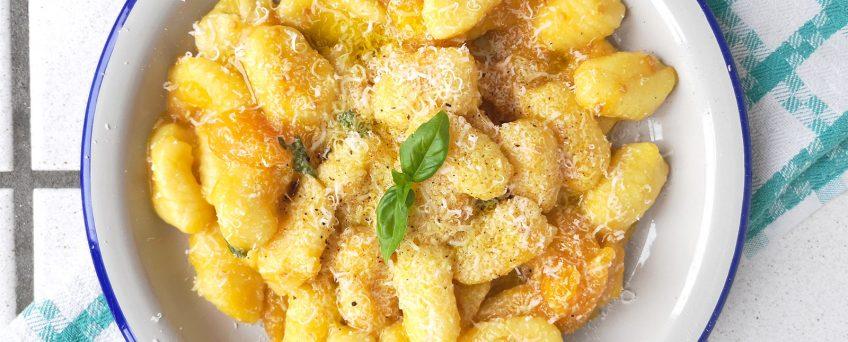 ricetta gnocchi di patate