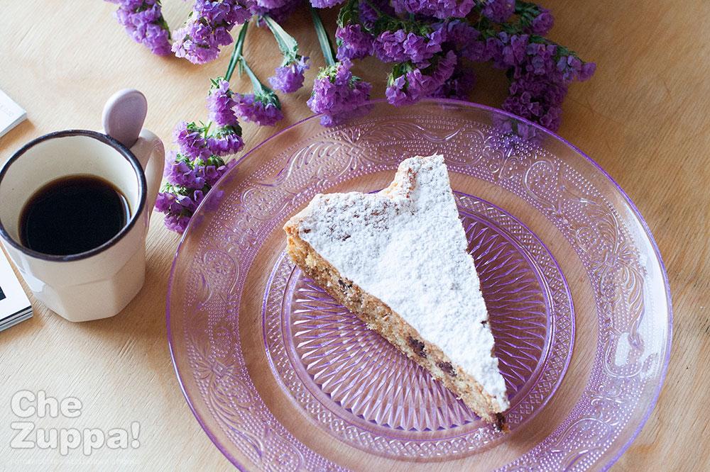 Ricetta torta amaretti e cioccolato