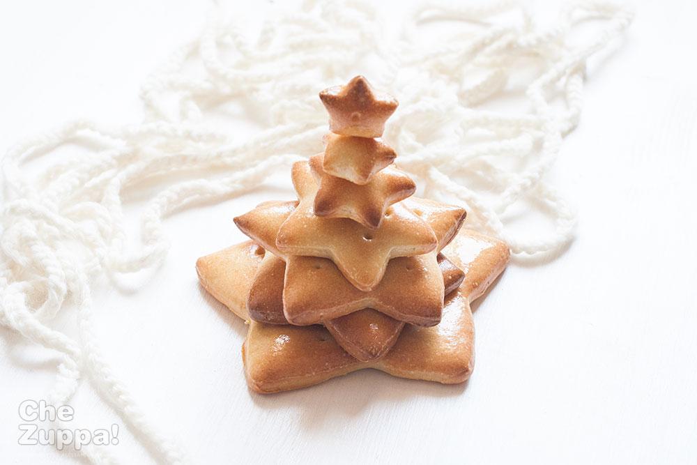 Pane A Forma Di Stella Di Natale.Albero Di Natale Di Pane Tutorial Per Un Centrotavola Natalizio
