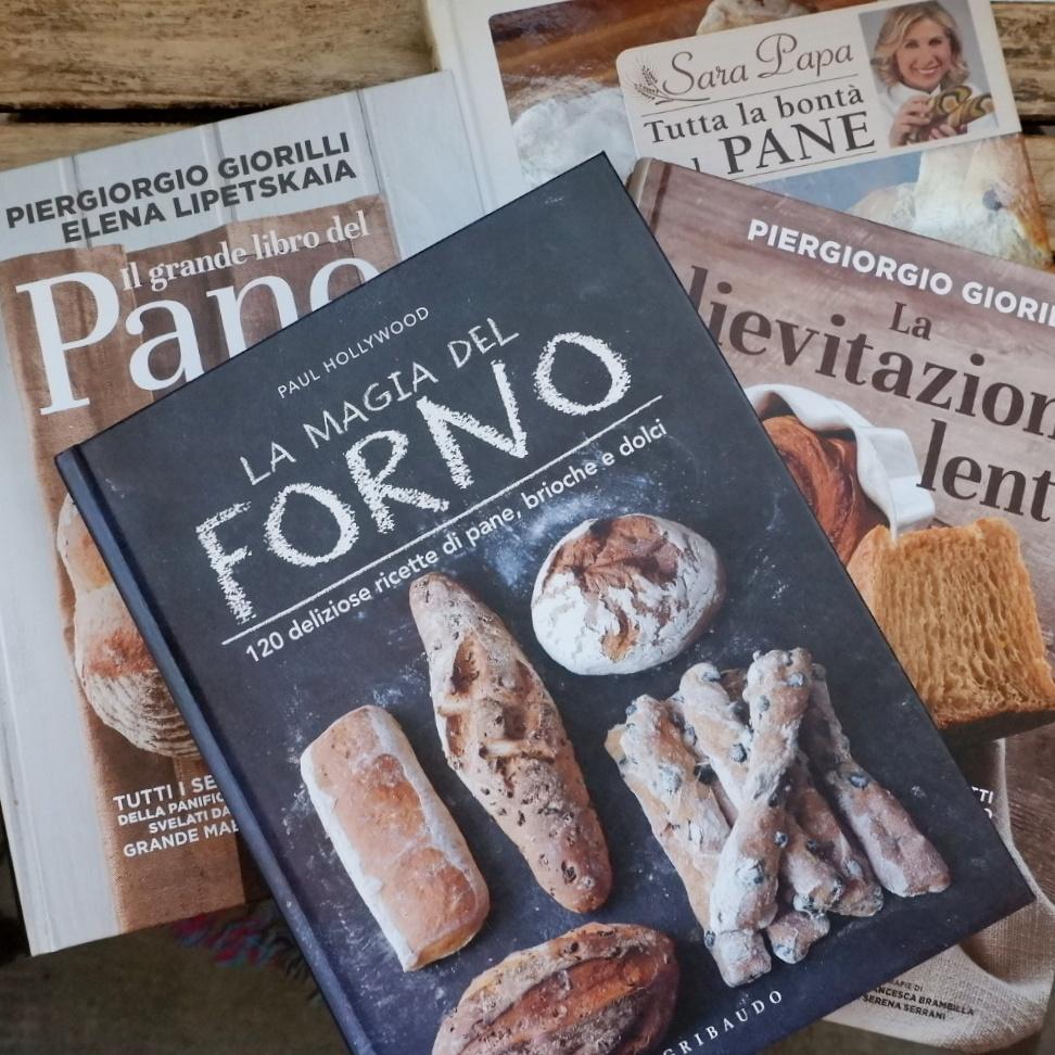 I Segreti Del Pane 4 libri sul pane. per tutti gli amanti degli impasti e dei