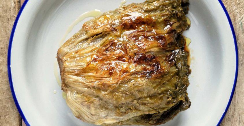 scarola imbottita - La ricetta di origine cilentana