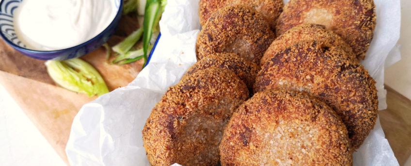 ricetta mondeghili milanesi - polpette di carne cotta