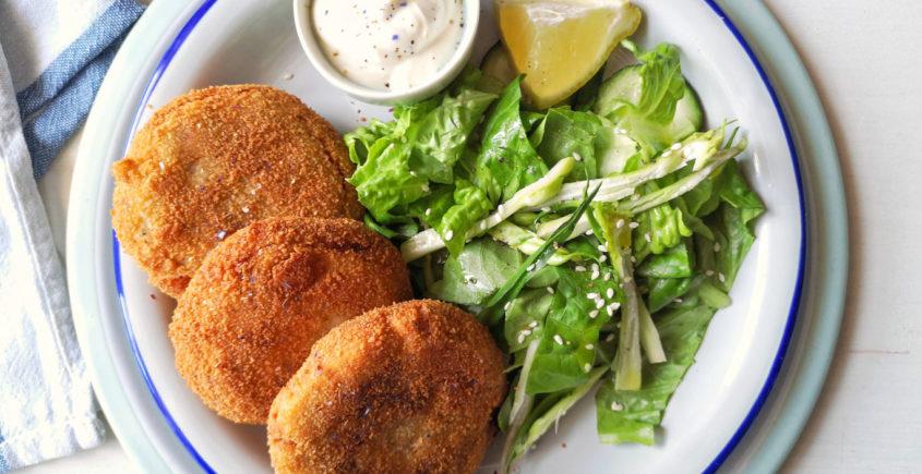 la ricetta delle polpette di patate e tonno