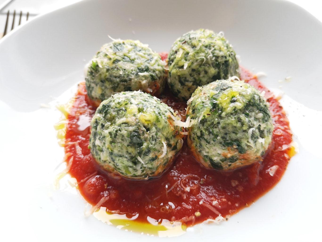 Gnudi Ricetta In English.La Ricetta Degli Gnudi D Estate Cucina Della Toscana Chezuppa