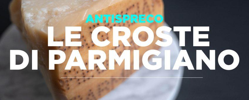 Come usare le croste di parmigiano