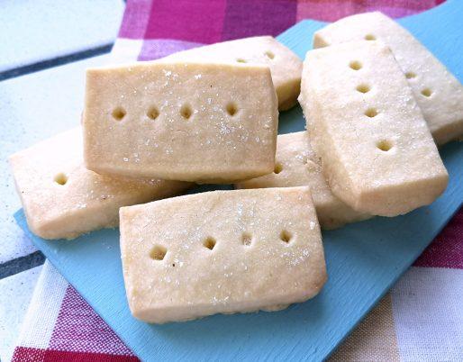 shortbread ricetta dei biscotti inglesi