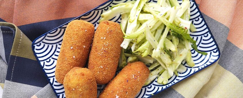 crocchette di patate e verdure - ricetta svuota frigo