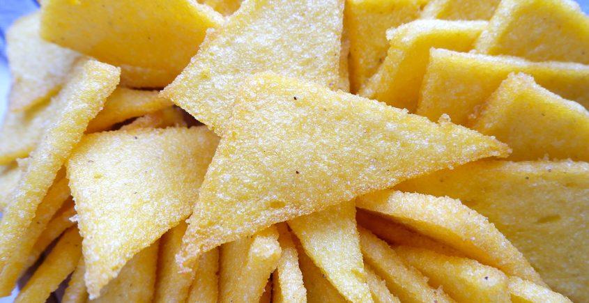 ricetta Scagliozzi - polenta fritta