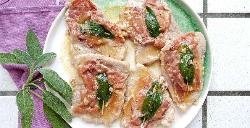 saltimbocca alla romana, ricette romane